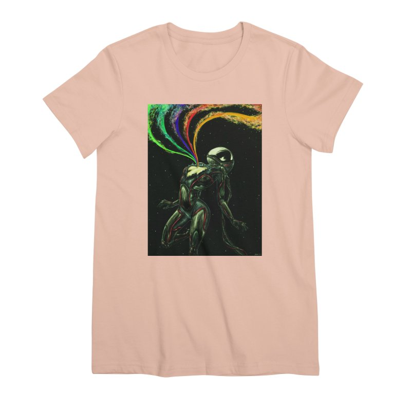I Love You This Much Women's Premium T-Shirt by Natalie McKean
