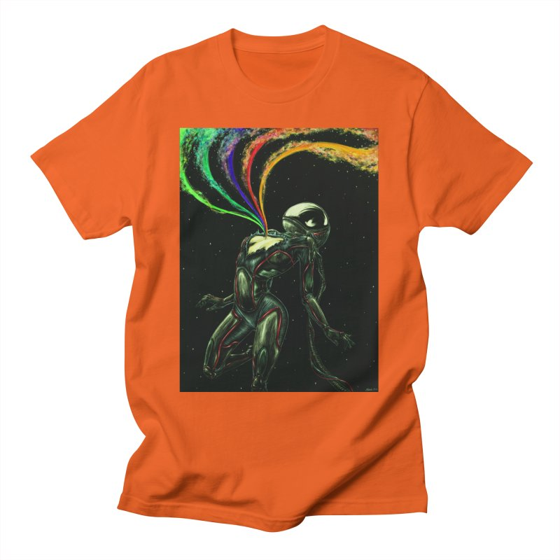 I Love You This Much Men's T-Shirt by Natalie McKean