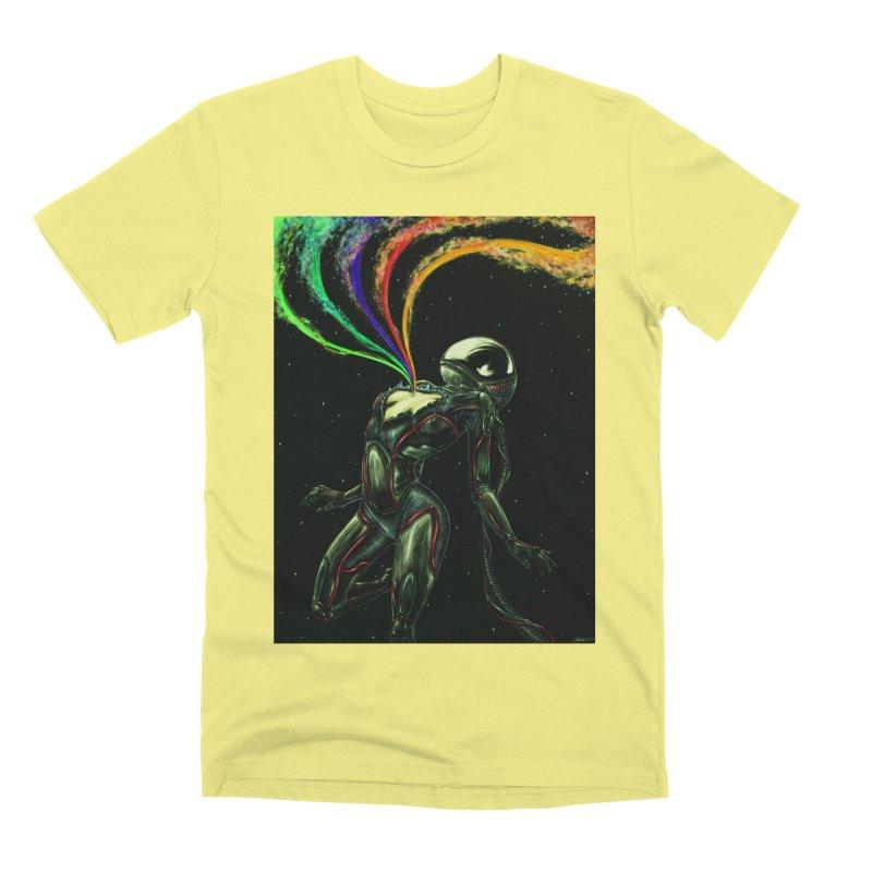 I Love You This Much Men's Premium T-Shirt by Natalie McKean