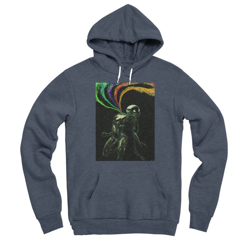 I Love You This Much Women's Pullover Hoody by Natalie McKean