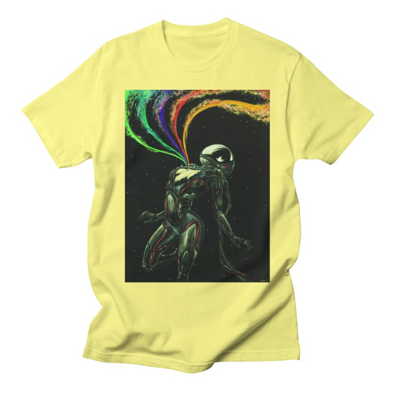I Love You This Much Women's Regular Unisex T-Shirt by Natalie McKean