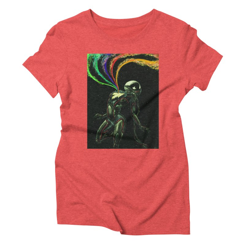 I Love You This Much Women's T-Shirt by Natalie McKean