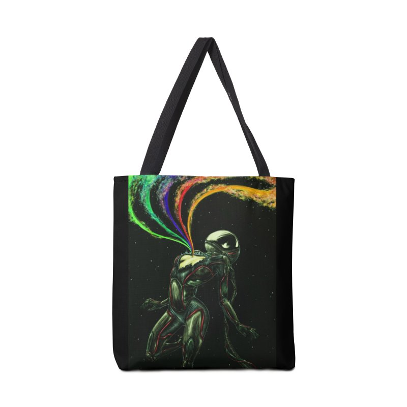 I Love You This Much Accessories Tote Bag Bag by Natalie McKean
