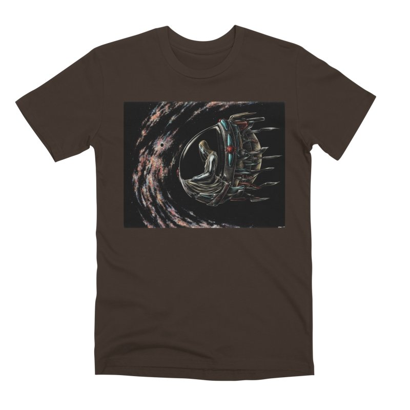 IANA meets Ein Sof Men's Premium T-Shirt by Natalie McKean