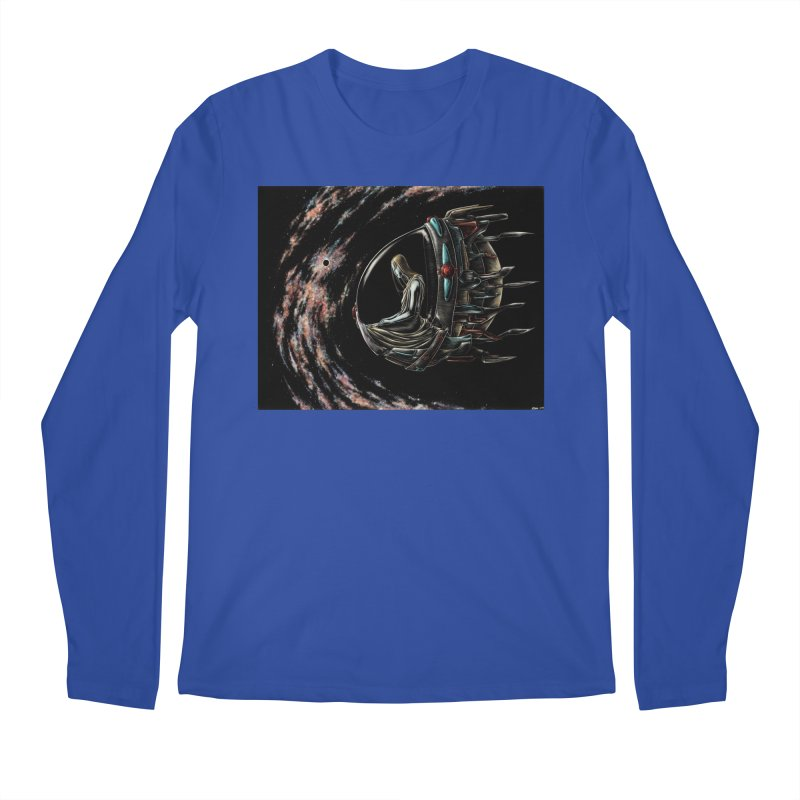 IANA meets Ein Sof Men's Regular Longsleeve T-Shirt by Natalie McKean