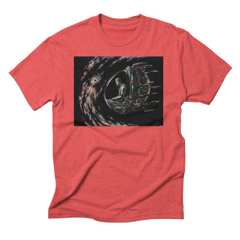 IANA meets Ein Sof Men's Triblend T-Shirt by Natalie McKean