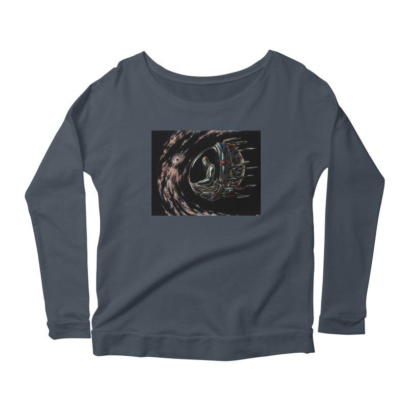 IANA meets Ein Sof Women's Longsleeve T-Shirt by Natalie McKean