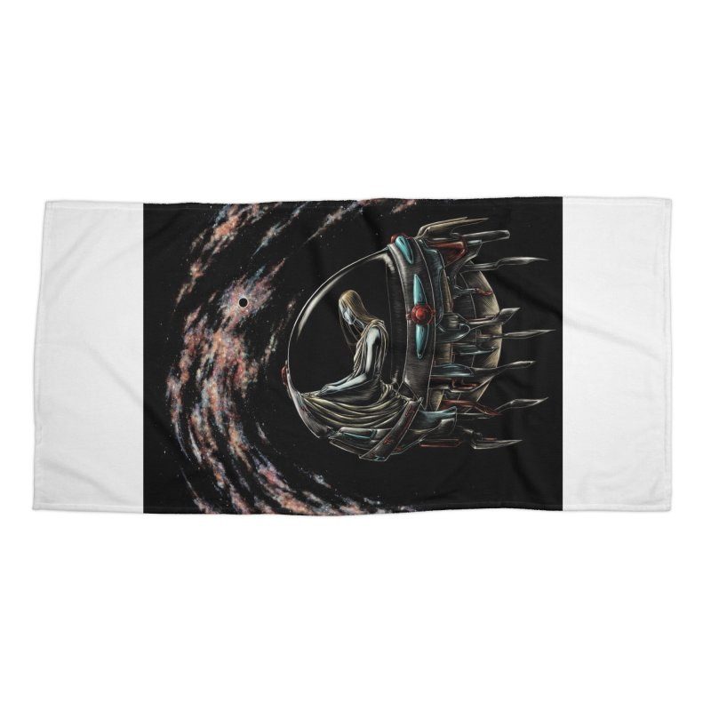 IANA meets Ein Sof Accessories Beach Towel by Natalie McKean