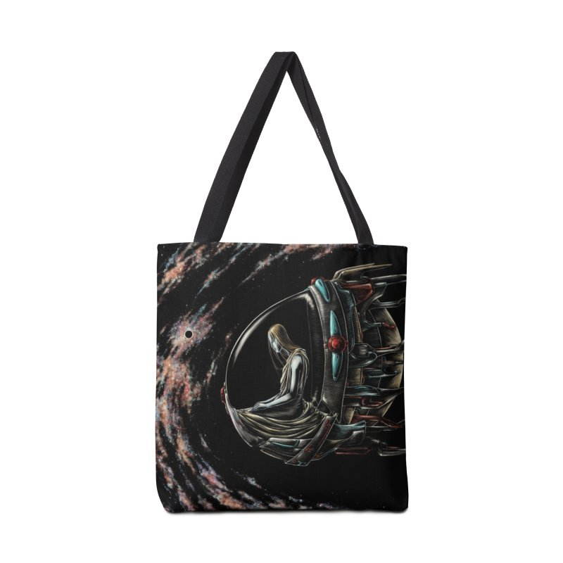 IANA meets Ein Sof Accessories Tote Bag Bag by Natalie McKean