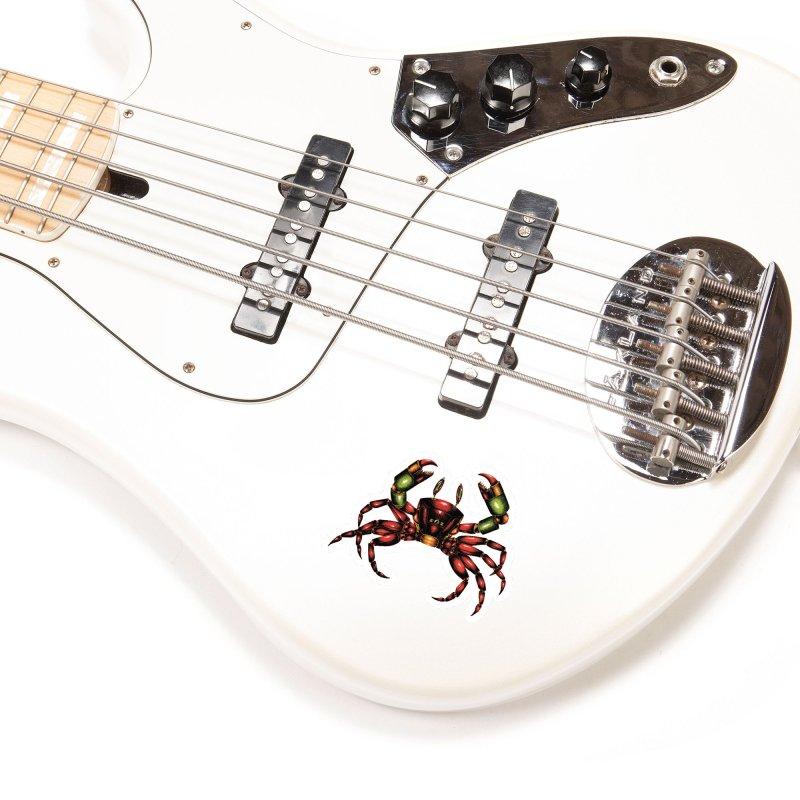 Robot Crab Accessories Sticker by Natalie McKean
