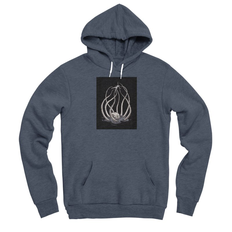 Tentacle Peril Women's Pullover Hoody by Natalie McKean