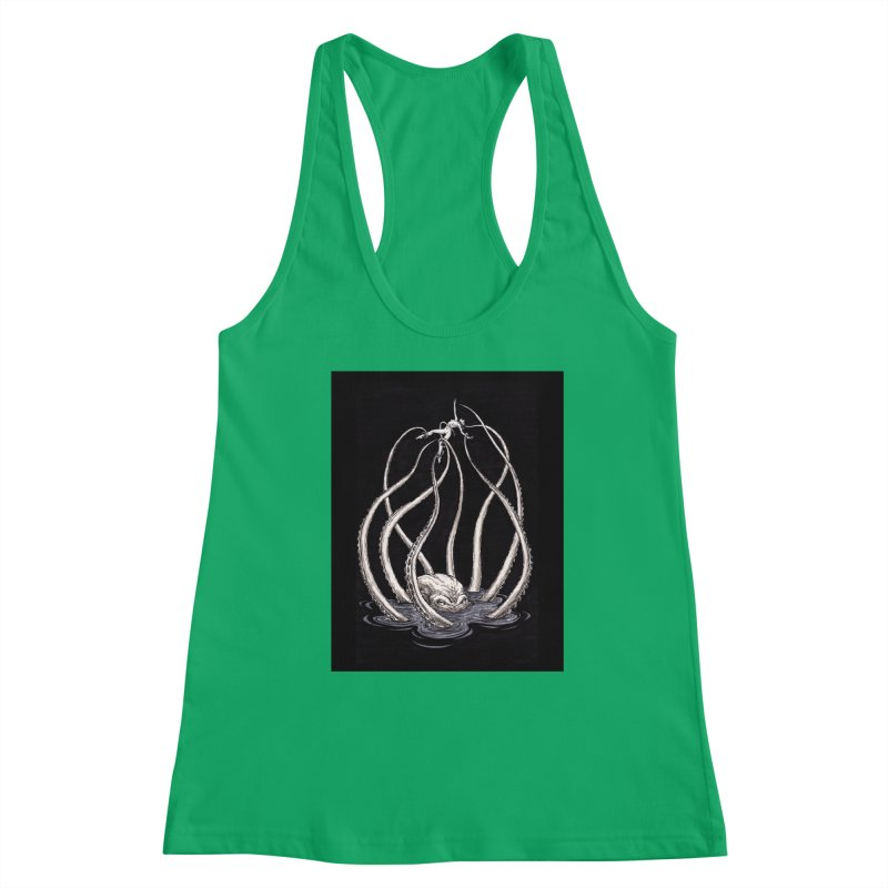 Tentacle Peril Women's Tank by Natalie McKean