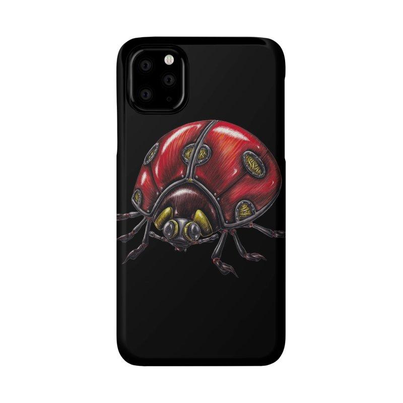 Ladybug Accessories Phone Case by Natalie McKean
