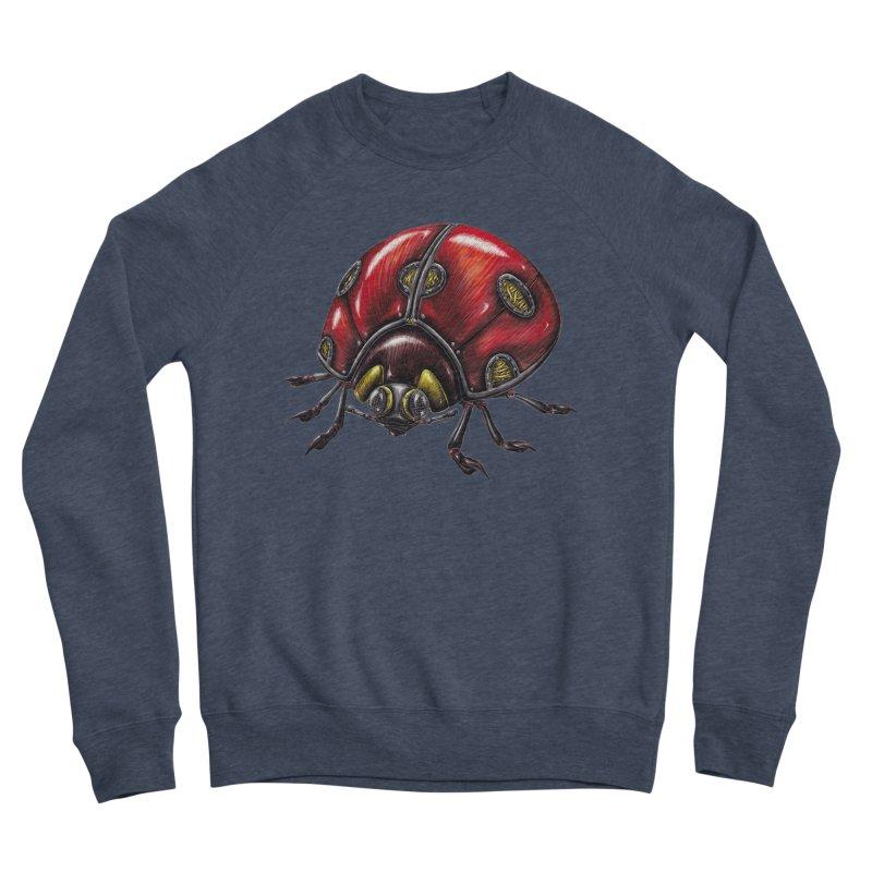 Ladybug Women's Sponge Fleece Sweatshirt by Natalie McKean