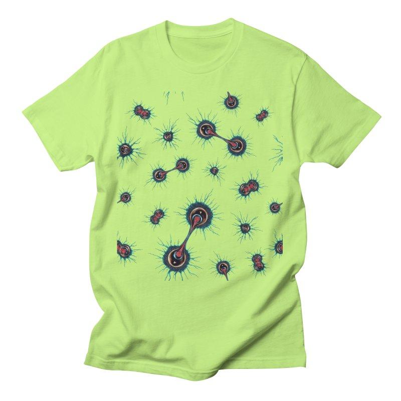 Mitosis Men's T-Shirt by Natalie McKean