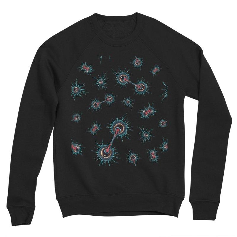 Mitosis Men's Sweatshirt by Natalie McKean