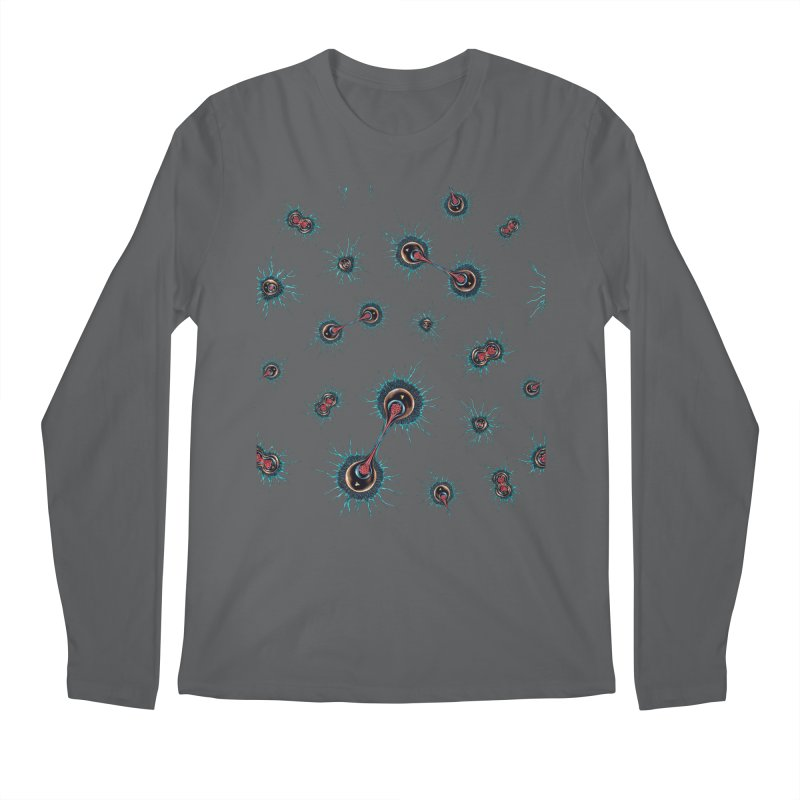 Mitosis Men's Longsleeve T-Shirt by Natalie McKean
