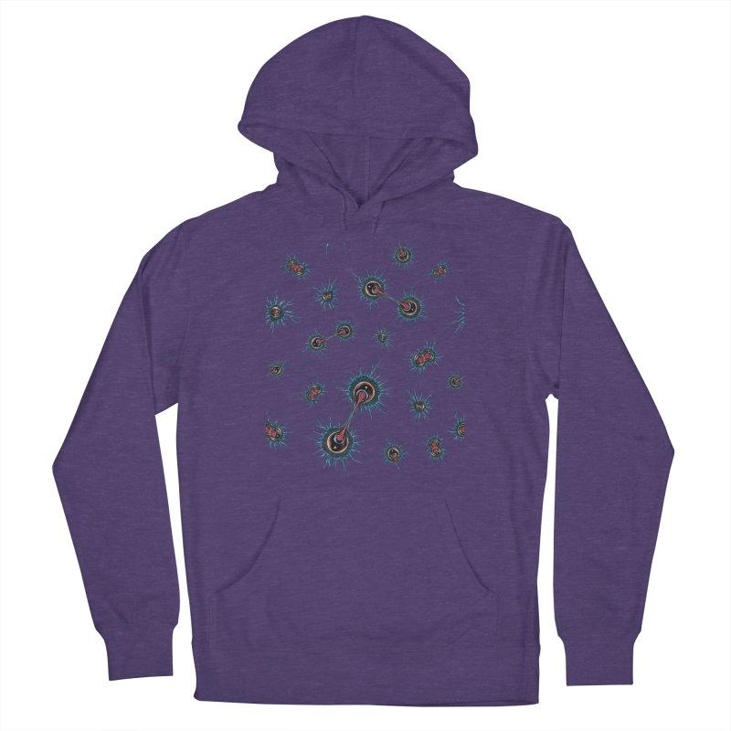 Mitosis Men's Pullover Hoody by Natalie McKean