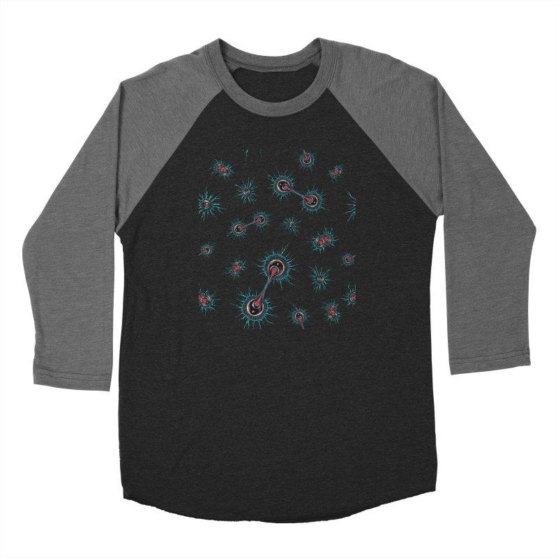 Mitosis Women's Longsleeve T-Shirt by Natalie McKean