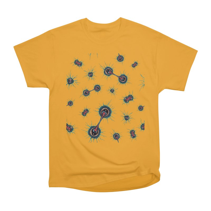 Mitosis Women's Heavyweight Unisex T-Shirt by Natalie McKean