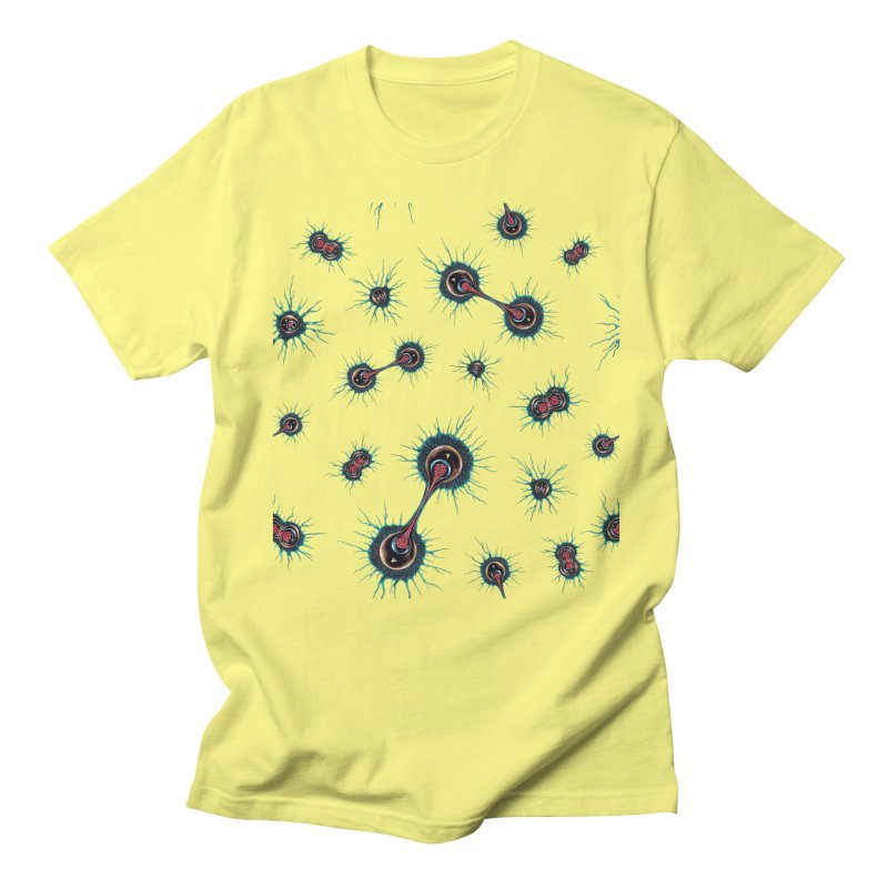Mitosis Women's Regular Unisex T-Shirt by Natalie McKean