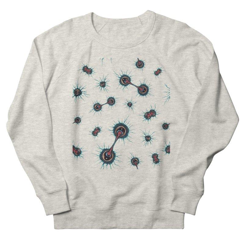 Mitosis Women's French Terry Sweatshirt by Natalie McKean