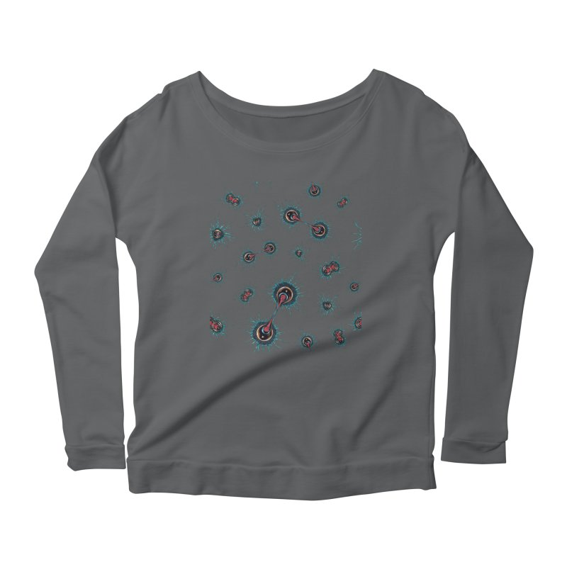 Mitosis Women's Longsleeve T-Shirt by Natalie McKean