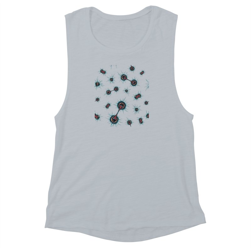 Mitosis Women's Muscle Tank by Natalie McKean