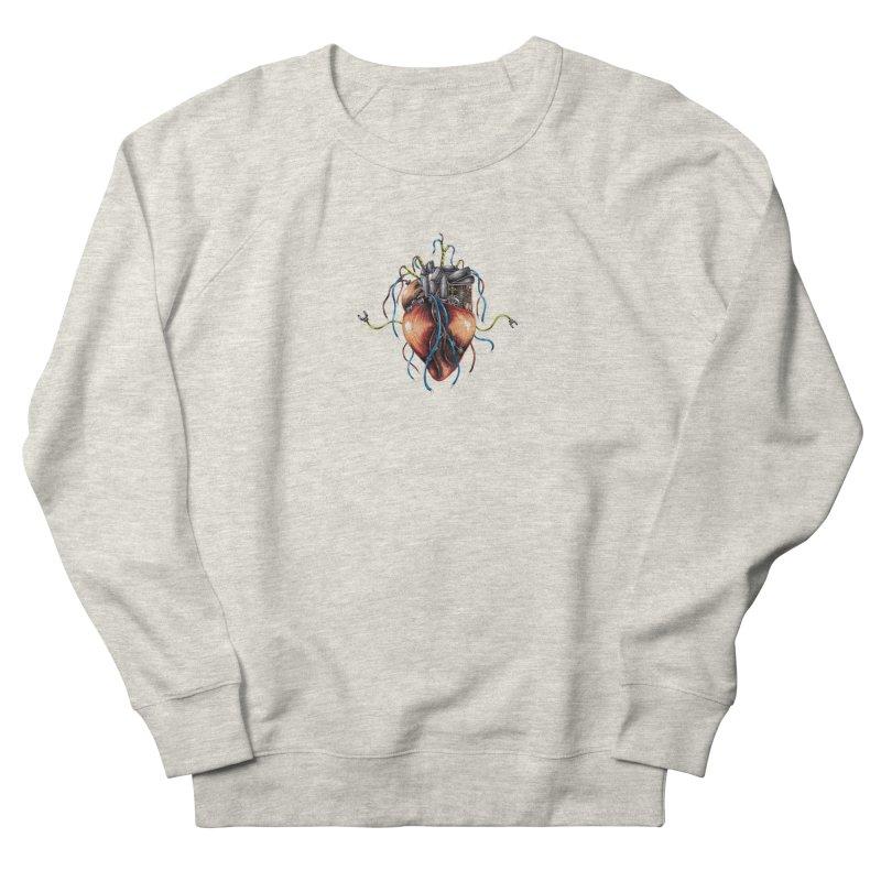 Mechanical Heart Women's Sweatshirt by Natalie McKean