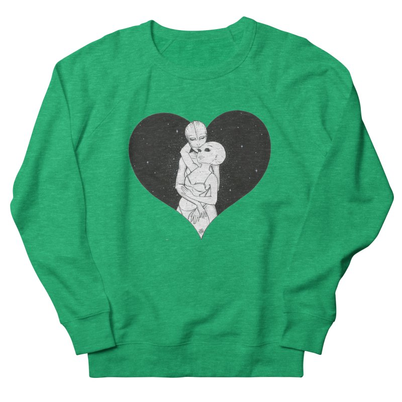 Love More ❤︎ Women's Sweatshirt by Natalie McKean