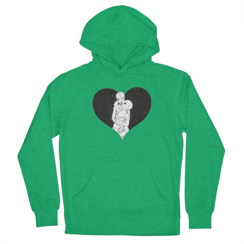Love More ❤︎ Women's Pullover Hoody by Natalie McKean