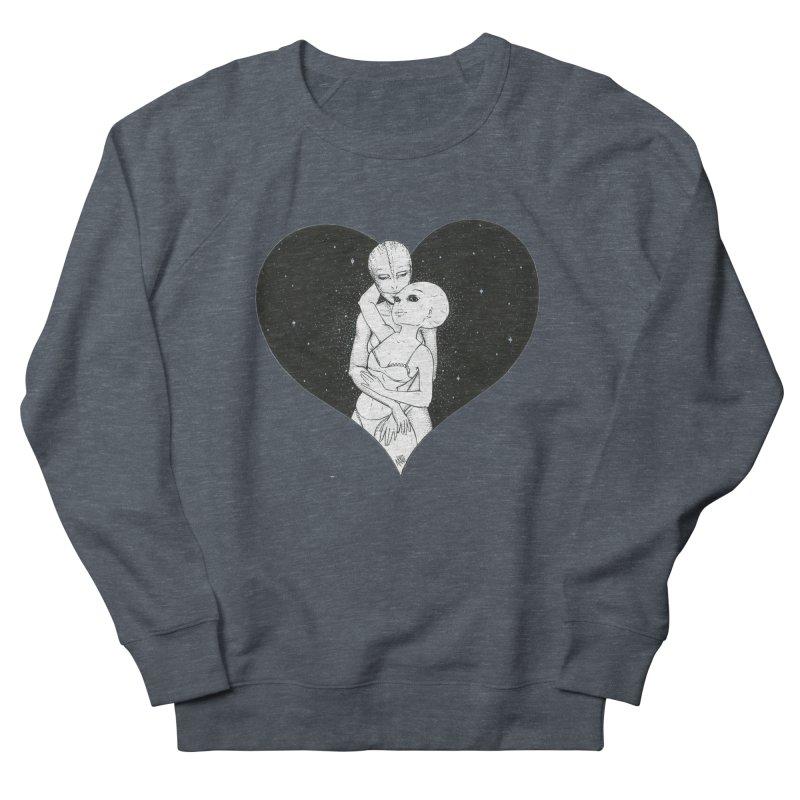 Love More ❤︎ Women's French Terry Sweatshirt by Natalie McKean
