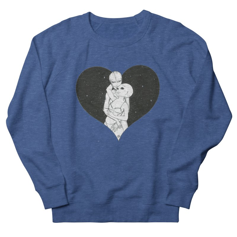Love More ❤︎ Men's Sweatshirt by Natalie McKean