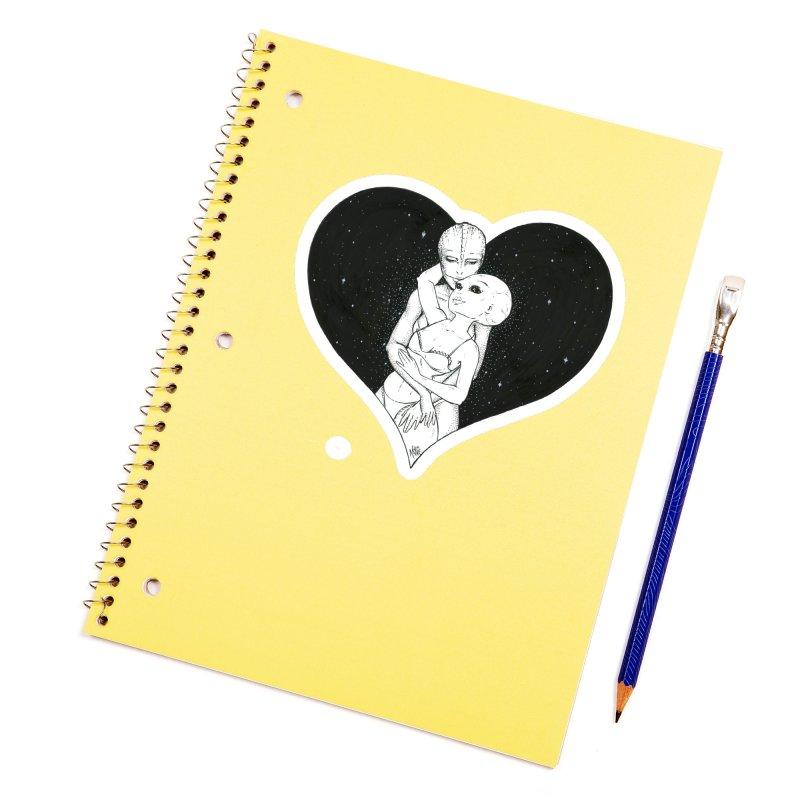 Love More ❤︎ Accessories Sticker by Natalie McKean