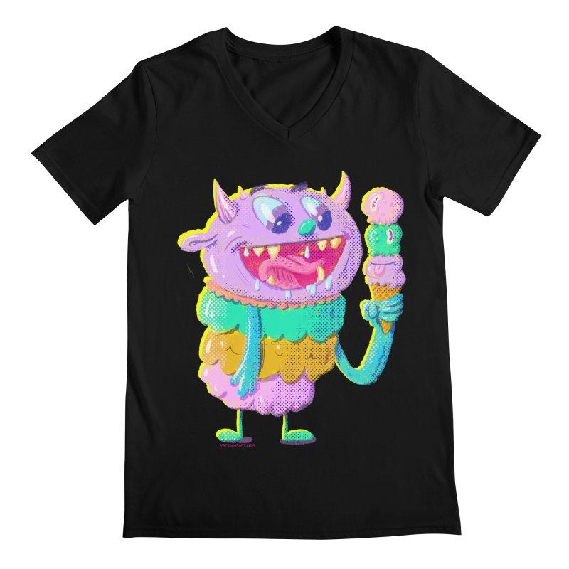 Ice Cream Monster   by Nate Bear