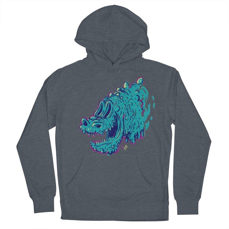 Dino Rex Women's Pullover Hoody by Nate Bear