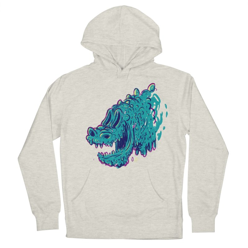 Dino Rex Women's Pullover Hoody by Nate Bear