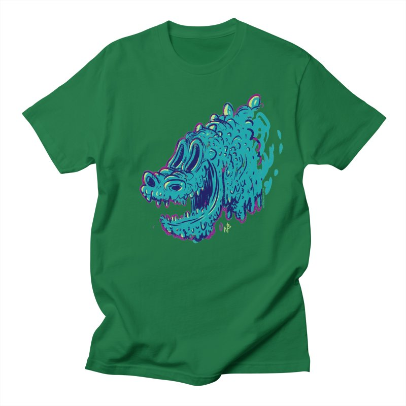 Dino Rex Men's T-Shirt by Nate Bear
