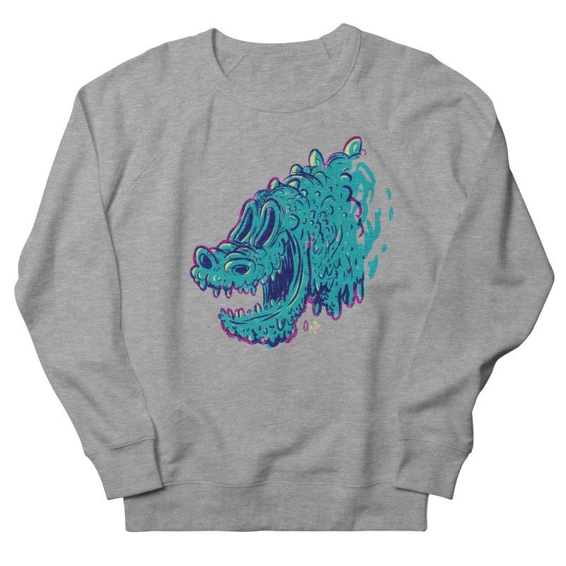 Dino Rex Men's Sweatshirt by Nate Bear