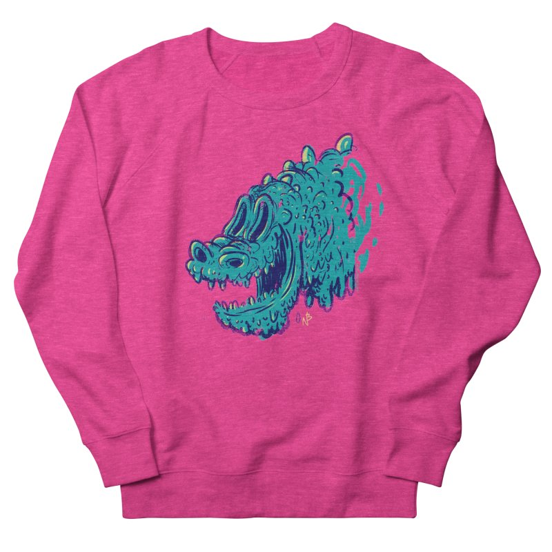 Dino Rex Men's Sweatshirt by Nate Bear