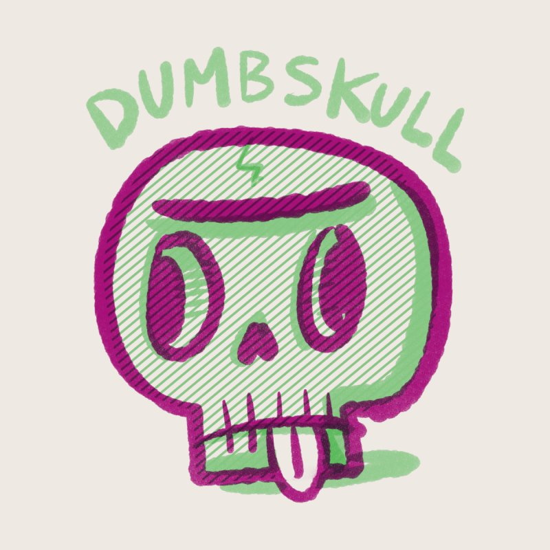 Dumbskull (v1) by Nate Bear