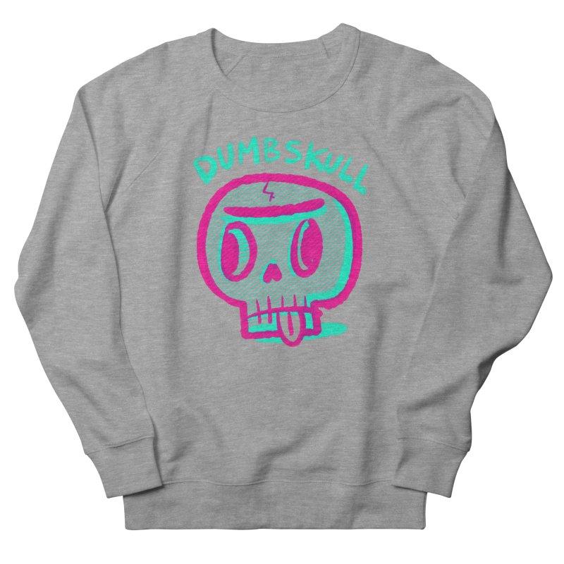 Dumbskull (v2) Men's Sweatshirt by Nate Bear