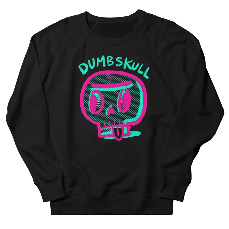 Dumbskull (v2) Men's Sweatshirt by Nate Bear