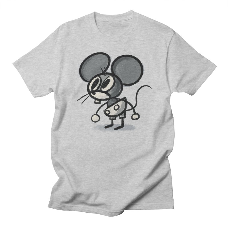 Mouse Men's T-shirt by Nate Bear