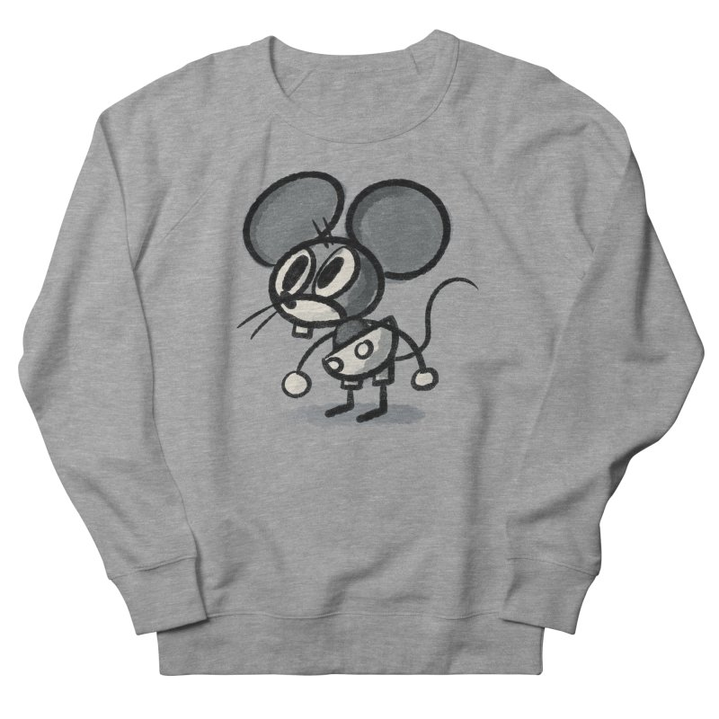 Mouse Men's Sweatshirt by Nate Bear