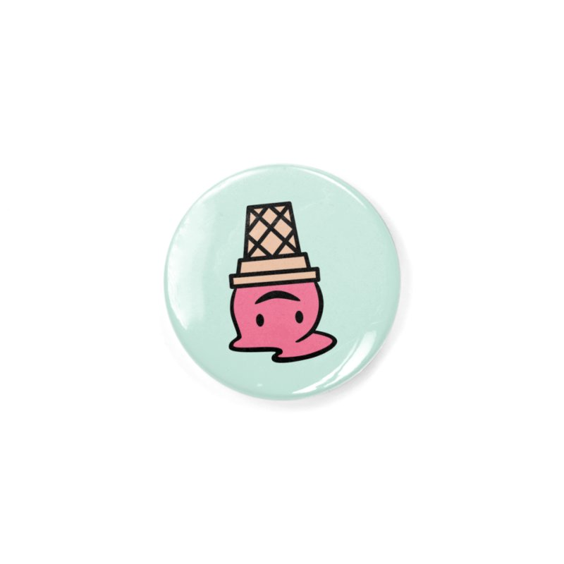 It's Fine Accessories Button by Nate Christenson