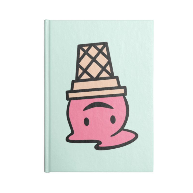 It's Fine Accessories Notebook by Nate Christenson