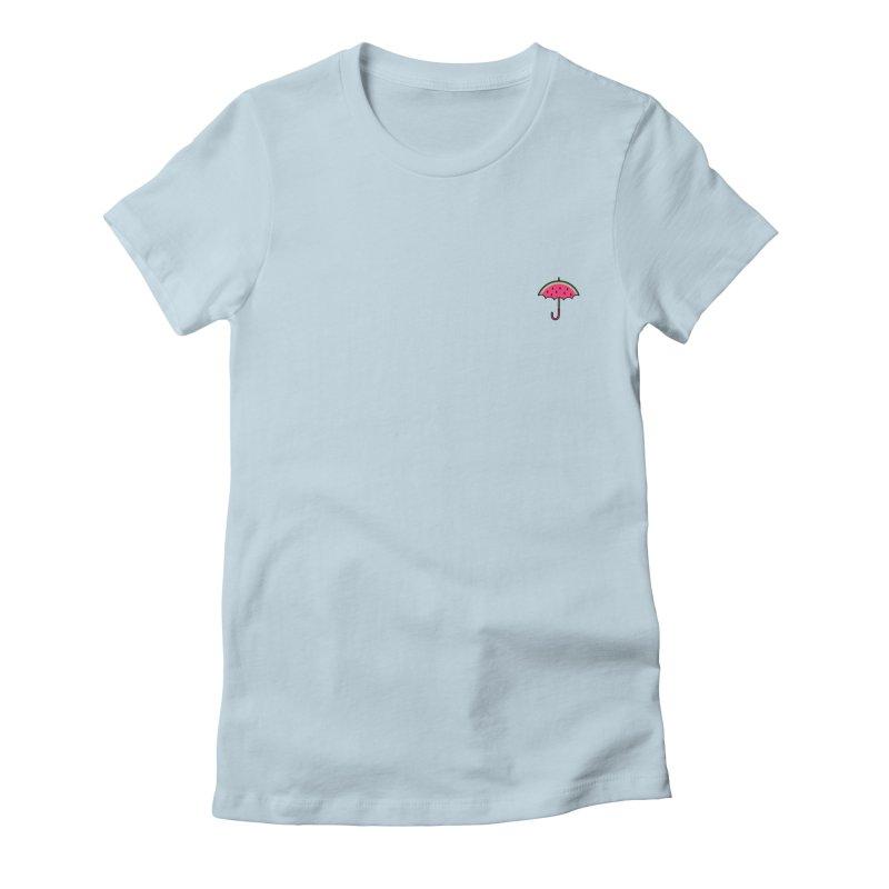 Summer Rain Women's T-Shirt by Nate Christenson