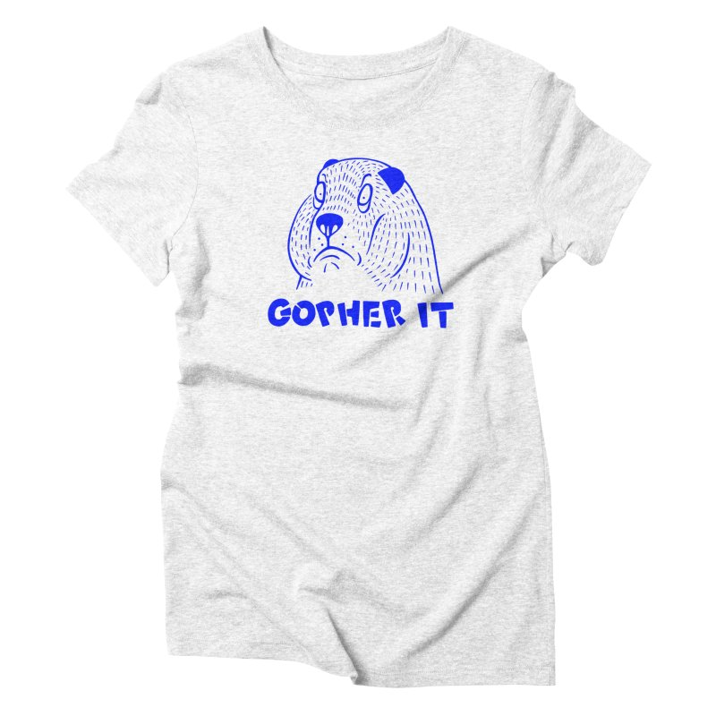 Gopher It   by Nate Christenson