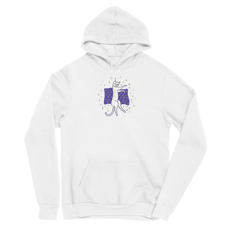 Medieval Cat Men's Pullover Hoody by Nate Christenson